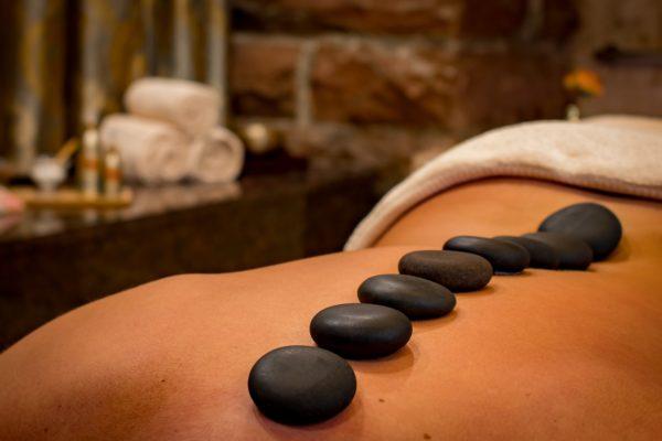 stone-masage